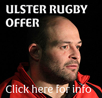 Ulster Rugby Offer