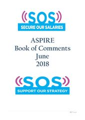 Publication cover - final_ASPIRE book of comments_5July